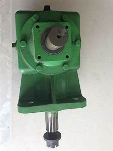 Replacement 60hp John Deere Rotary Cutter Gearbox Fits