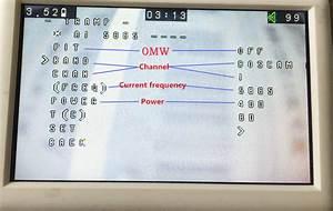 Vtx5848 Lite 48ch 5 8g 25  100  200  400  600mw Switchable Fpv