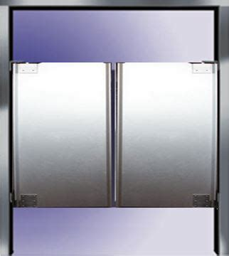 replacement kitchen restaurant and kitchen stainless steel doors paylon