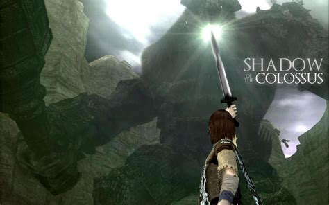 Shadow Of The Colossus Video Games Wallpapers Hd