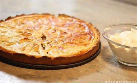 recette dessert sans sucre pour diabetique tarte aux pommes all 233 g 233 e et sans gluten