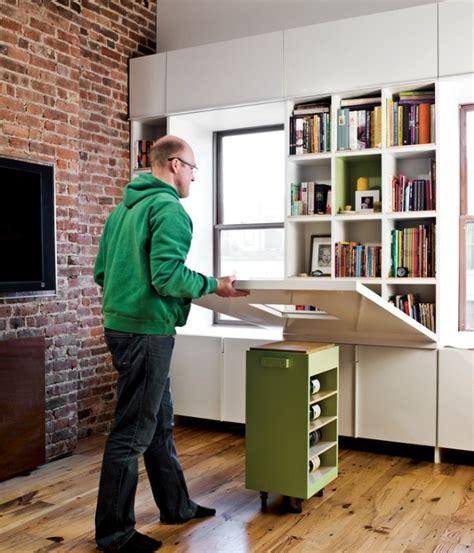 space saving hideaway desks