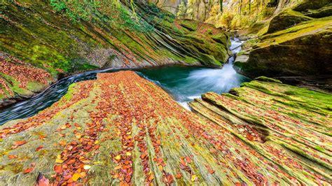 Gorge Savoie Bing Wallpaper Download