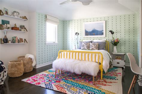 23+ Eclectic Kids Room Interior Designs, Decorating Ideas