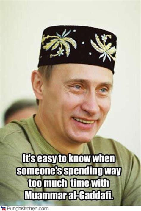 Gaddafi Meme - image 43750 vladimir putin know your meme