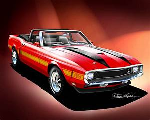 Ford Mustang 70 : 1969 1970 ford mustang fine art prints posters by danny whitfield ~ Medecine-chirurgie-esthetiques.com Avis de Voitures