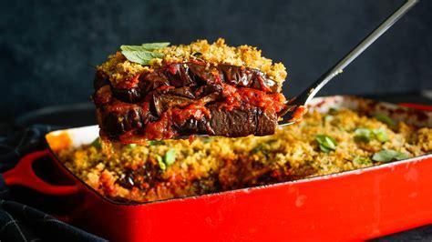 jamie oliver beef slow bourguignon cooker eggplant recipe parmesan