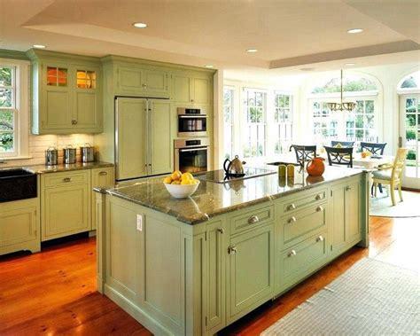 light green kitchens couleur sauge id 233 es et astuces pour dynamiser l 3743