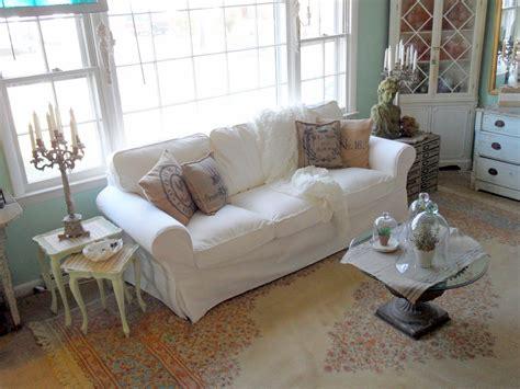 Ikea Ektorp Blekinge White Sofa