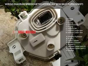 Honda Beat Fi 2017 Wiring Diagram