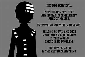 Soul Eater | So... World Eater Quotes