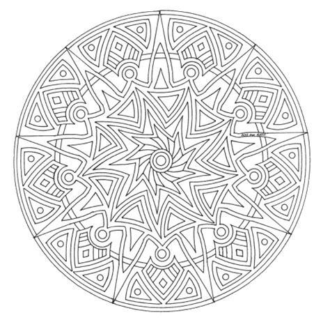 mandala da colorare immagini grandi mandala ad 31 disegni da colorare