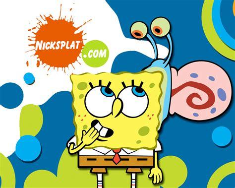 April 2012 Cute Spongebob Wallpapers