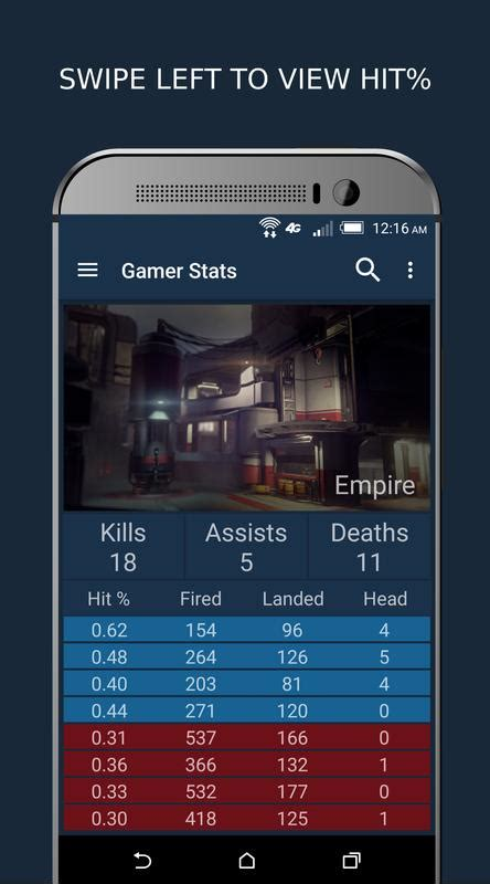 stats for halo 5 apk free entertainment