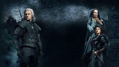 Witcher Netflix Geralt Henry Yennefer Cavill Ciri
