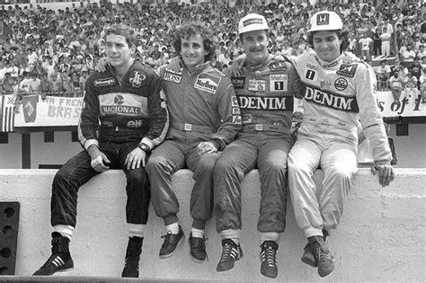 Podcast F1: os campeões de 1986 | Ayrton senna, Senna ...