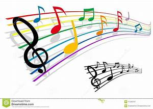 Music background stock vector. Image of background ...