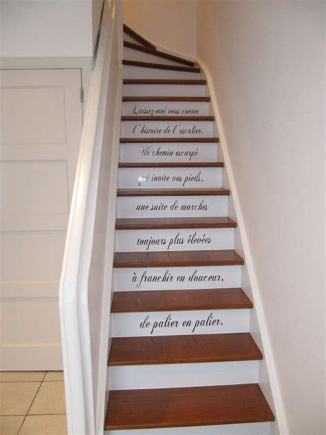 les 25 meilleures id 233 es concernant escaliers peints sur