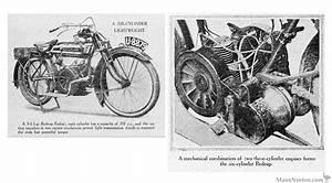 Redrup 1921 Six Cylinder 620cc Radial Engine