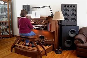 Rodgers Model 750be Organ Speaker Repair