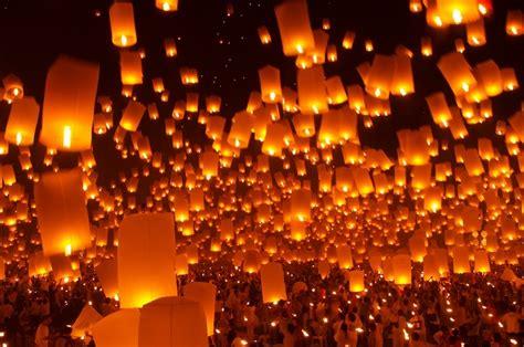 Lanterne Volanti Per Matrimonio La Semplice Magia Delle Lanterne Volanti Per Colorare Il