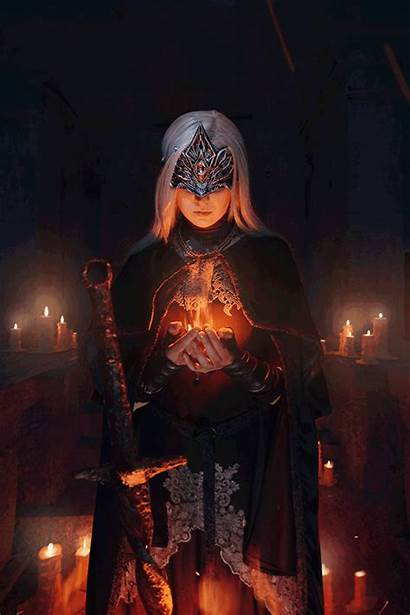 Souls Dark Fire Keeper Sun Imgur Praise