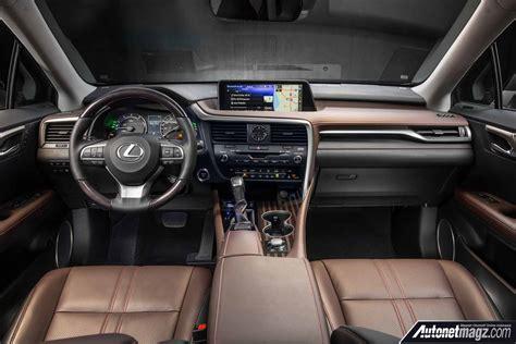 Gambar Mobil Lexus Rx by Interior Lexus Rx 450h Autonetmagz Review Mobil Dan