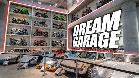 My Dream Garage 😍  Youtube