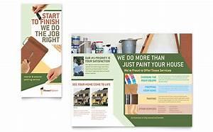 Illustrator templates brochures flyers stocklayouts for Adobe illustrator flyer template