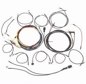 John Deere 330  U0026 430 Gas Complete Wire Harness  1 Wire
