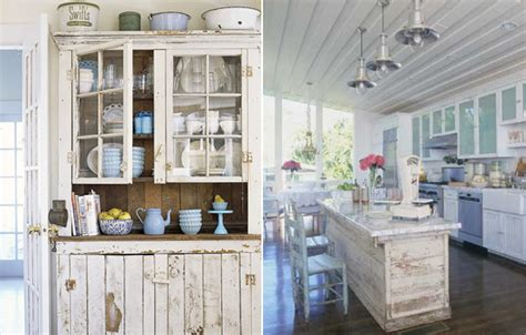 shabby chic kitchen design ideas ideas for creating shabby chic kitchen design