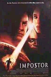 Impostor Filme - impostor filme 2001 adorocinema