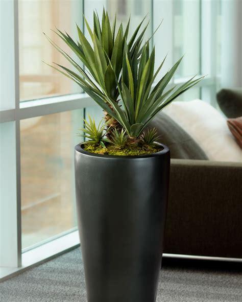 distinctive agave americana artificial succulent for home decorating at petals