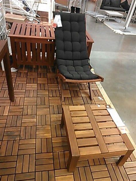 Runnen Floor Decking Ikea by Ikea Patio Furniture 2014 Design K M Hogberg Bromm 246