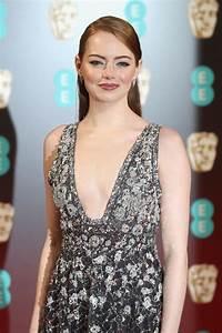 Emma Stone on Red Carpet at BAFTA Awards in London, UK 2 ...