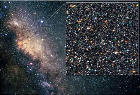 How Many Stars In The Milky Way?  Nasa Blueshift