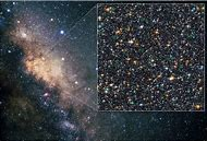 Milky Way Pictures From Hubble
