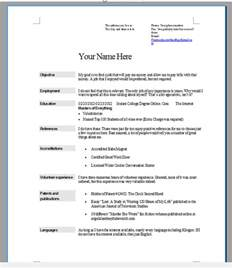 What Is Needed In A Resume by The Ultimate R 233 Sum 233 The And Times Of Nathan Badley