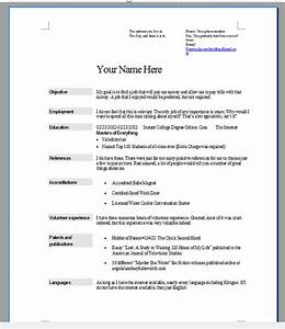 The ultimate resume the life and times of nathan badley for How to do a resume for a job