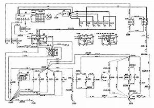 Volvo 850 Instrument Panel Wiring Diagram