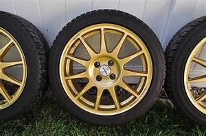 Fs   Speedline Turini Wheels 17 U0026quot   4x100 Et 35 For Mini