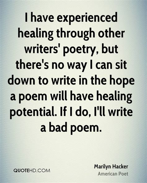 Quotes About Writing Poetry Quotesgram