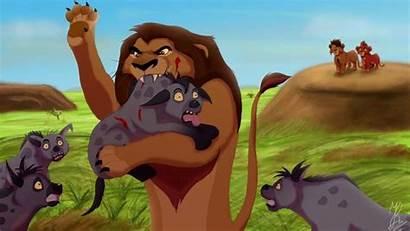Lion Guard Deviantart Adult Scar Tlk Jr