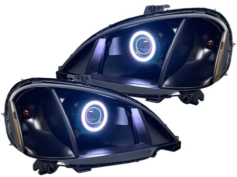 Hid Led M2 2002 2020 freightliner m2 106 business class black rgb led