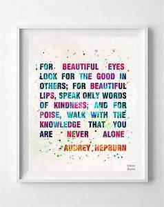 Audrey Hepburn ... Contemporary Impressionists Quotes