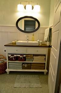 DIY Vanity Mirror from Scratch and Old Dresser ...