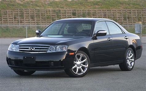 2004 Infiniti M45 Information And Photos Zombiedrive