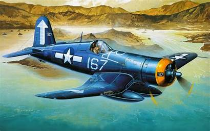 Corsair F4u Vought Wallpapers Peacock Whitcombe Px