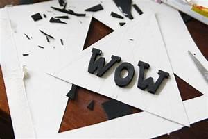 Buchstaben Aus Pappe : diy beton bild mit reliefbuchstaben mein feenstaub ~ Sanjose-hotels-ca.com Haus und Dekorationen