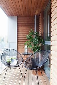 Cool small balcony design - Hupehome